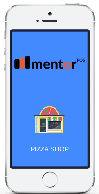 Pizza Shop POS - Mentor POS