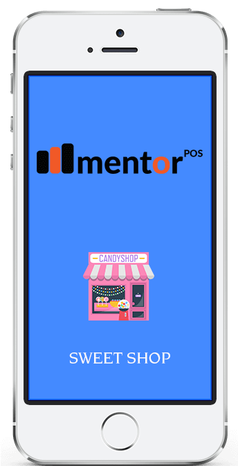 Sweet Shop - Mentor POS
