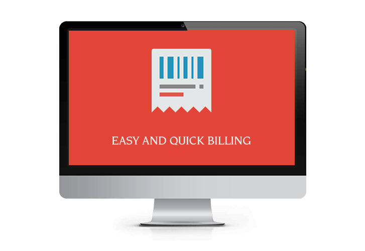 Easy Billing with Mentor POS
