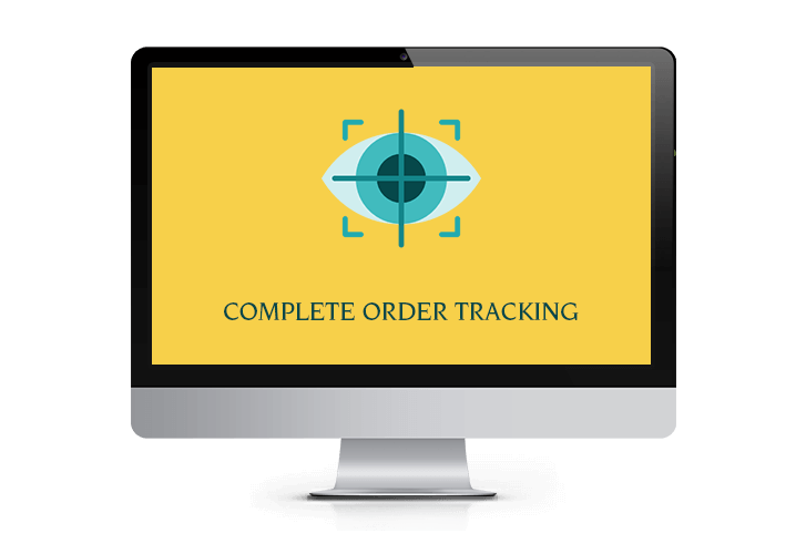 Complete Order tracking- Mentor POS
