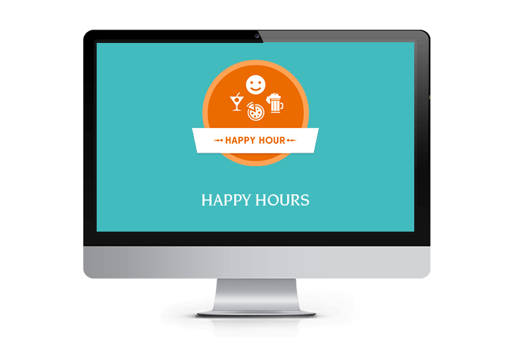 Happy Hours - Mentor POS