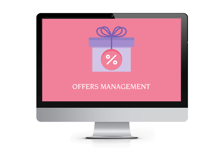 Offers management - Mentor POS