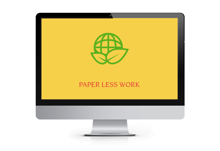 Paper Less Work with Mentor POS