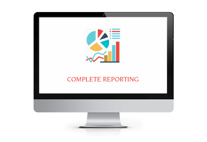 Complete Reporting - Mentor POS